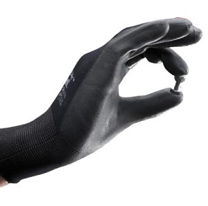 7 8,11 1-12 Ansell Sensilite 48-101 Schutzhandschuhe mit PU-Beschichtung  Gr.6