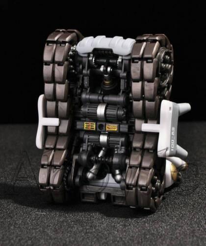 Metal Slug 1//35 Army Super Vehicle MS Evolve Tank Gray Plastic Model w// Decals