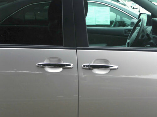 TOYOTA CAMRY 2007-2011 TFP ABS CHROME DOOR HANDLE COVER SET 2KH