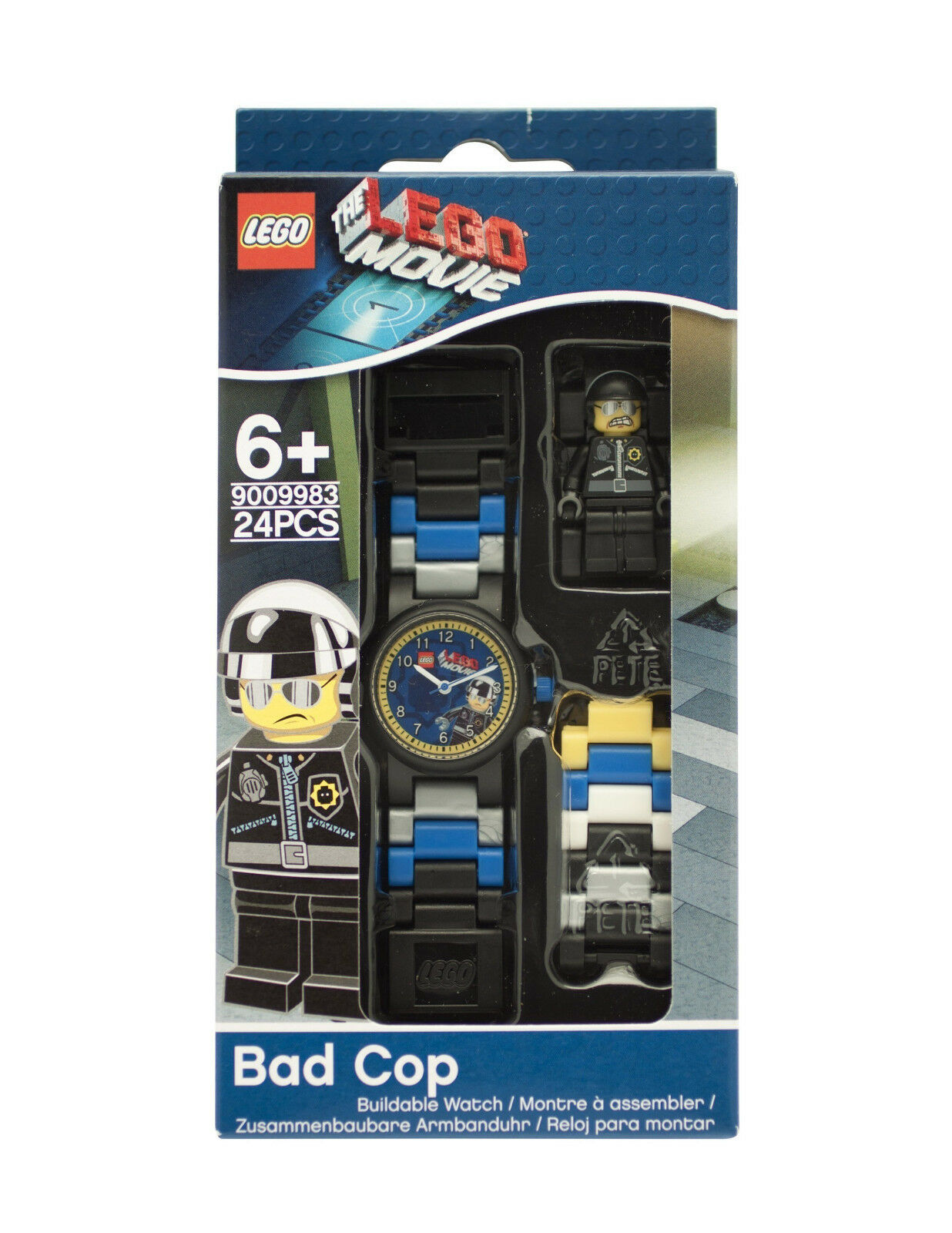 The lego movie - bad cop watch
