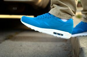 cheaper cf88e da7ff Image is loading Nike-Air-Max-1-Atomic-Blue-Mens-Sz-
