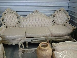 Details about French Provincial furniture Reproduction Living Room Set by  Kimball