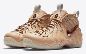 45623707abf Nike Air Foamposite Pro PRM QS All Star Vachetta Tan Size 7. 920377 ...