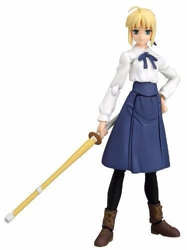 Figma 050 Fate/stay night Saber Max Factory Figure NEW from Japan