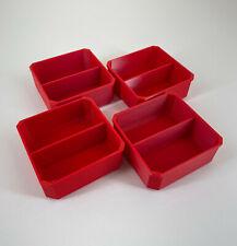 Milwaukee Packout Compact Organizer Compatible Insert Nesting Bin 3rd Height