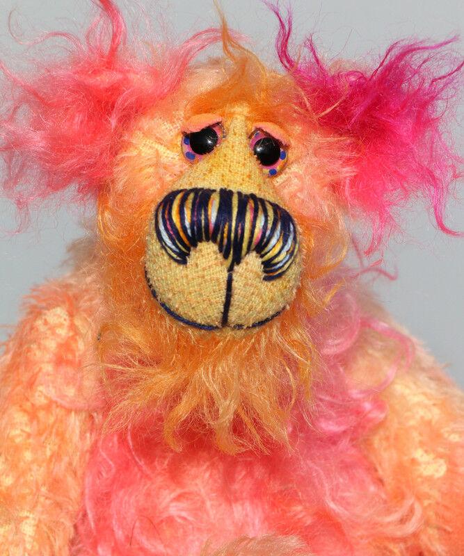 Tessa Tessa Tessa von Barbara-Ann Bears - handgefertigt Englische Künstler Teddy - OOAK f79420