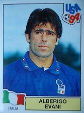 Panini 273 Alberigo Evani Italia WM 94 USA