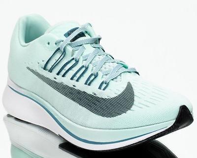 Dettagli su DONNA Nike Zoom Fly Scarpe Igloo Profonda Giungla Rumore Acquamarina 897821 300