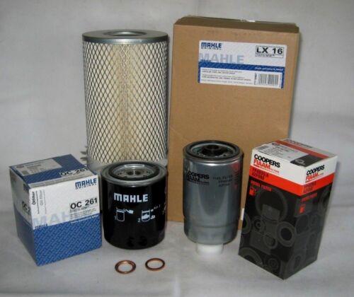 Land Rover Defender 200Tdi OEM Genuine Filter Service Kit BK0012A