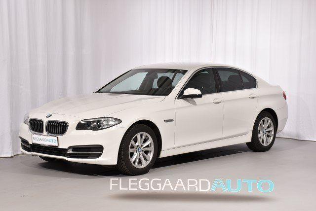 BMW 520d 2,0  4d - 318.900 kr.