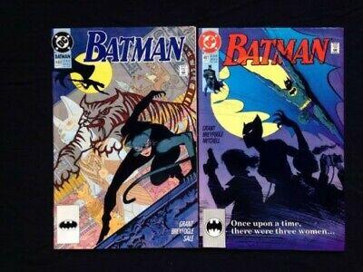 BATMAN #461 NEAR MINT 1991 DC COMICS