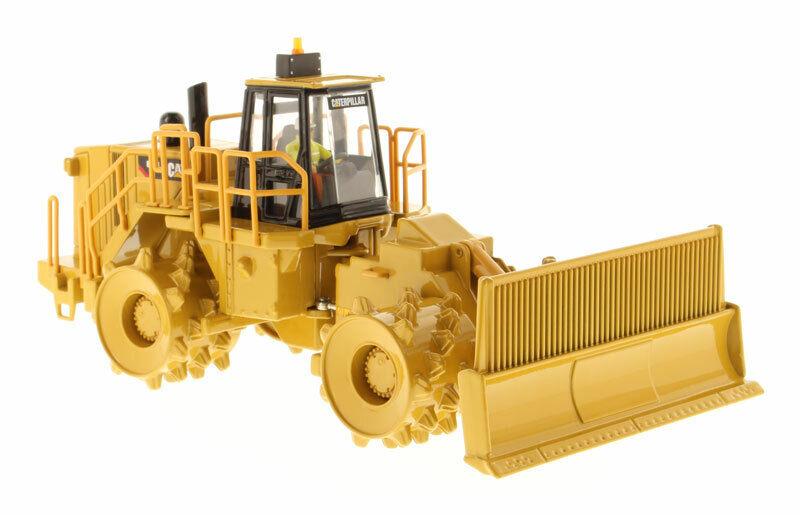 Caterpillar CAT 836 H décharge Compacteur 55205 NORSCOT 1 50  Moulé Sous Pression Modèle De Voiture Jouet  juste l'acheter