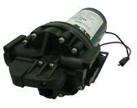 Delavan Powerflo 5950-201e Diaphragm Pump 12v 60 Psi 5 Gpm On Demand, 3/4 Qa
