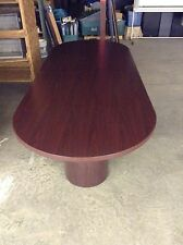 HON Round Conference Table NNBLCYNKIT EBay - Hon 42 round conference table