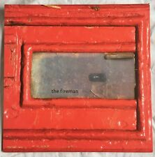 "THE FIREMAN (PAUL McCARTNEY) - RARE ""RUSHES"" DOUBLE LP - 1998 HYDRA U.K. - VG+"