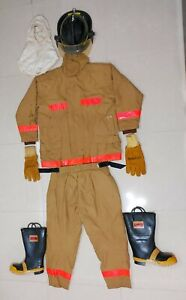Teijinconex ( ARAMID ) EMU-Fire Fighter Emergency Marine Ship's Protection Suit