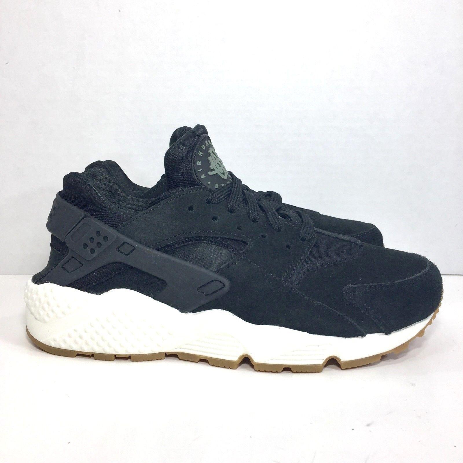 Nike huarache aria scappa sd chewingum nero fondo donne scarpa donne fondo noi dimensioni 7 aa0524-001 nuova c0ff92