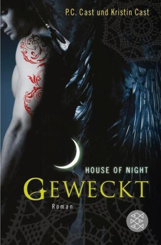 1 von 1 - Geweckt   House of Night Band 5  P.C. u. Kristin Cast Taschenbuch ++Ungelesen ++