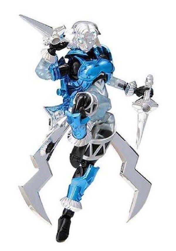 Takara Microman MS-03 MicroSister Ran Action Figure