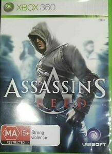 Xbox-360-Assassin-039-s-Creed-Including-Manual