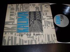 """Kalima """"Night Time Shadows"""" LP Factory – Fact 155"""