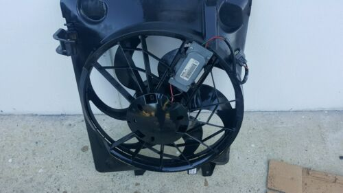 2003 mercury marauder OEM radiator fan assembly