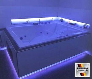 das bild wird geladen xxl whirlpool badewanne fuer 2 personen mit heizung