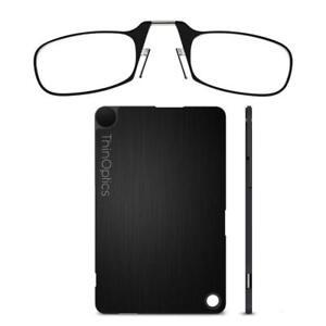 Reading-Glasses-FlashCard-Case-Black-Frames-1-50-Strength