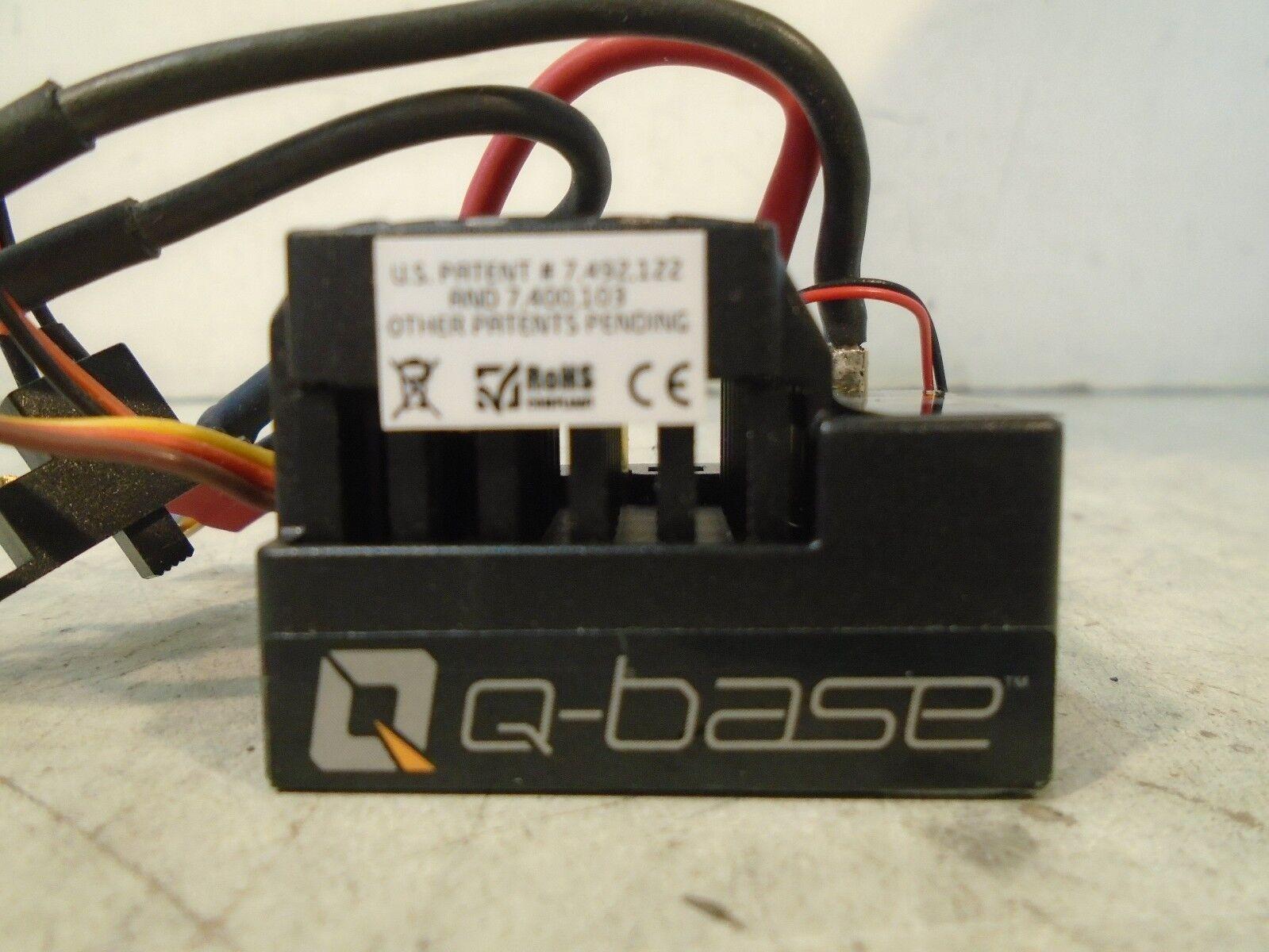 Hpi Racing Flux Q-Base Brushless ESC HPI104924