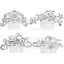 4pcs-Crystal-Pearl-Wedding-Bridal-Hair-Combs-Band-Accessories-Bride-Hair-Jewelry thumbnail 8
