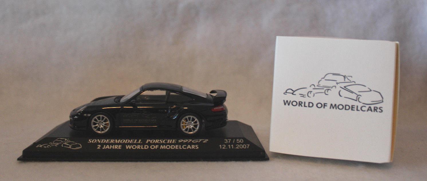 Palabra de MODELCARS 1 43rd scale Porsche 997 GT2, nero, 2 años, 12.11.2007