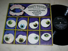 SAMPLER TOM´S TOUCH Fraternity Of Man, Ill Wind uva.PSYCHEDELIC  *NM*