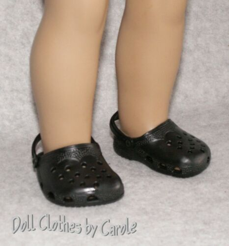 """Assorted Krocs Clogs Sandals fit 18/"""" American Girl Size Doll"""