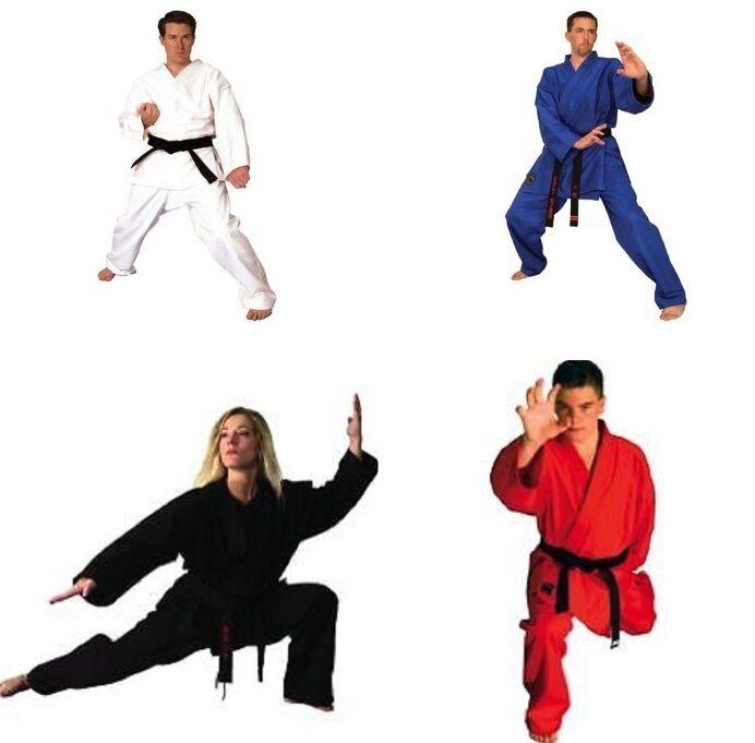 Hayashi 14 oz. Schwergewicht Uniform Karate Gi
