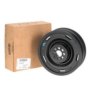 Genuine-Harmonic-Balancer-Crankshaft-Pulley-For-Audi-A6-A7-S4-Q5-Q7-VW-Touareg