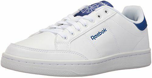 Reebok Men's Smash Fashion Sneaker, US-WHITE Team Dark Royal, 11 M US
