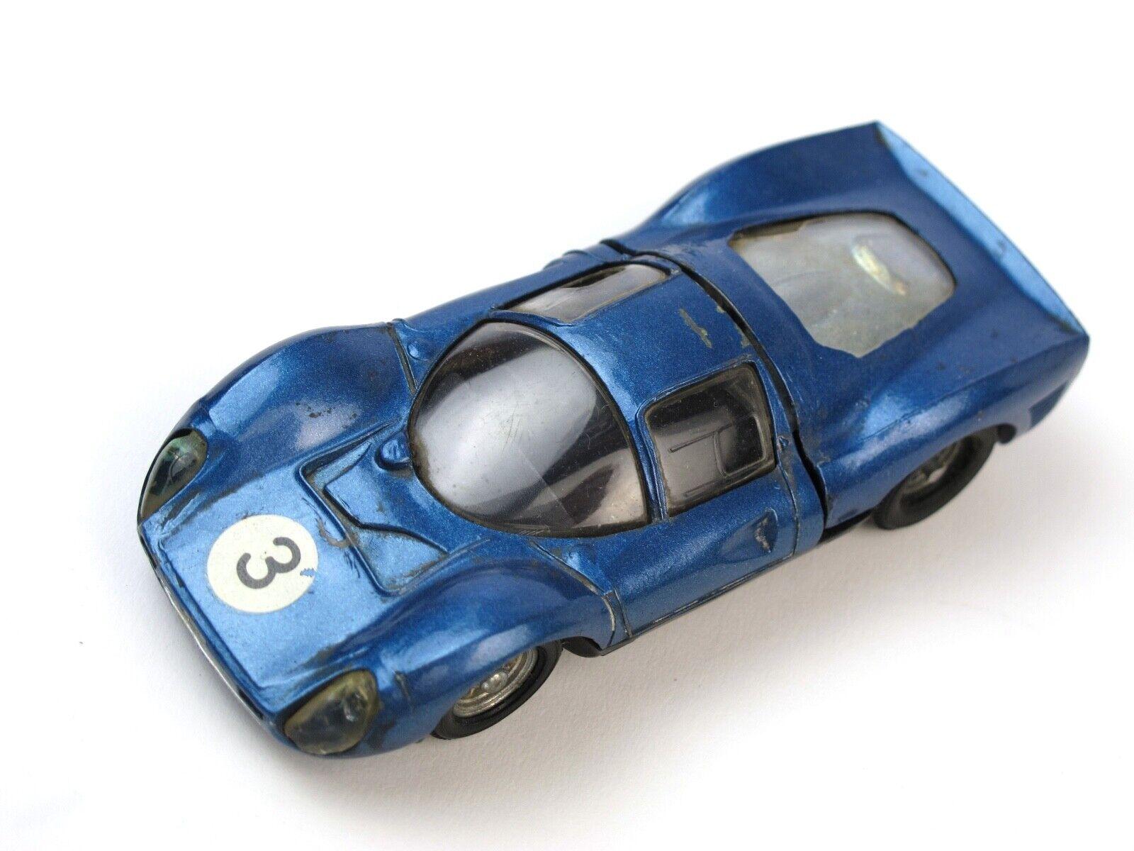 sin mínimo Solido Brosol ref. 152 ferrari 330 p3 Industria Industria Industria Brasileira 1 43 azul serie 100  mejor marca