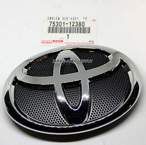 Image is loading GENUINE-OEM-TOYOTA-09-13-COROLLA-FRONT-GRILLE-