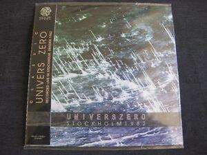 UNIVERS-ZERO-Live-in-Stockholm-SE-1982-CD-Mini-LP-EOS-444-RIO-Art-Zoyd