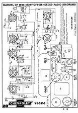 "Beitmans * John Riders Tube Radio Schematic Printing Service 13"" x 19"" Prints"