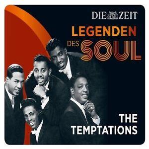 THE-TEMPTATIONS-DIE-ZEIT-EDITION-LEGENDEN-DES-SOUL-CD-NEU