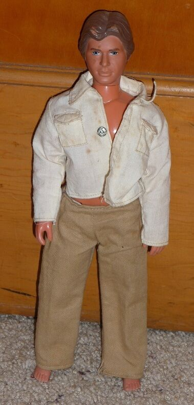 1981 Indiana Jones 12 Inch figure with clothes - Harrison Ford