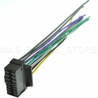 Wire Harness For Jvc Kd-g310 Kdg310 Pay Today Ships Today