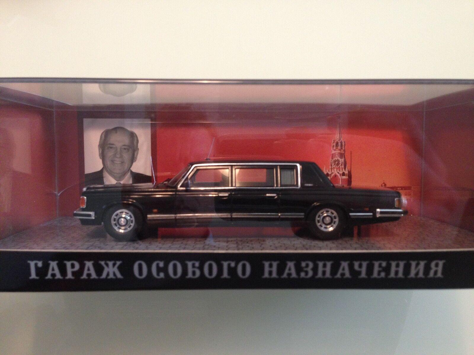 Zil41052 Limousine blindati Gorbaciov USSR 1986 DIP Models gon052 1:43 OVP