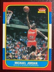 1986-87 Fleer Basketball Complete Set 1-132