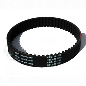 15 to 40mm Wide HTD 8M Timing Belt 8mm Pitch 1400 to 1960 long Select