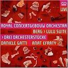 Berg: Lulu Suite; Drei Orchesterstücke (2008)