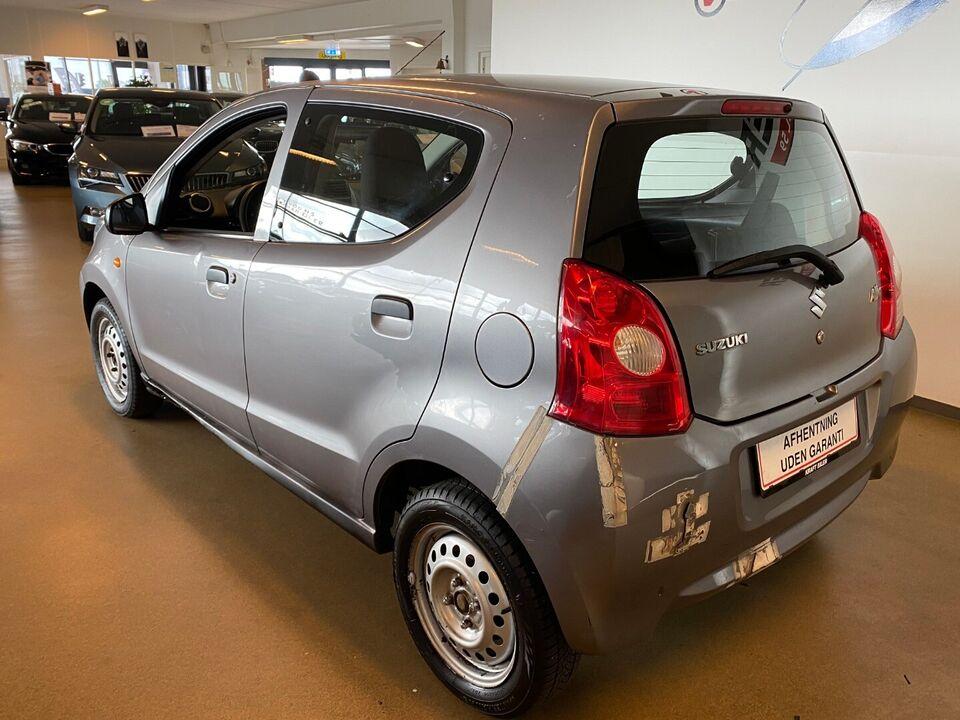 Suzuki Alto 1,0 GA Benzin modelår 2014 km 165000 Koksmetal