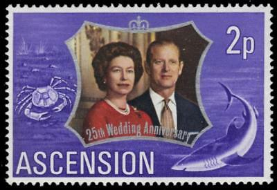 To Ensure Smooth Transmission sg164 Good Ascension 164 - Queen Elizabeth Ii Silver Wedding Jubilee pa95248