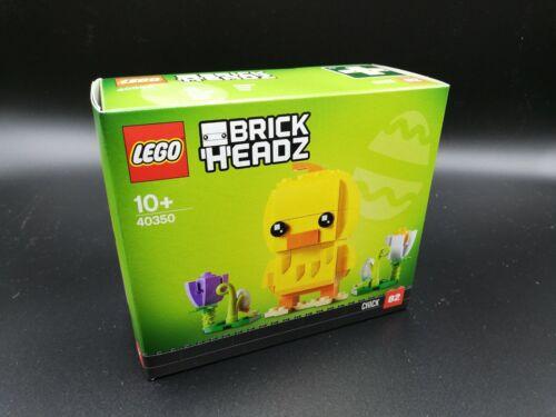LEGO 40350 Brickheadz osterküken-NUOVO//scatola originale//SIGILLATO